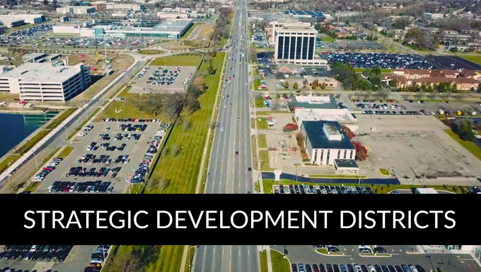 Strategic Development Districts